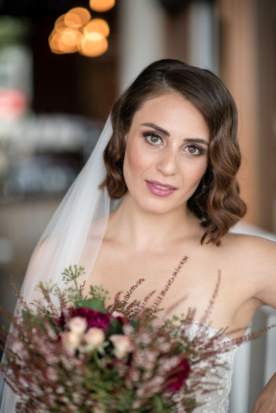 Wedding Makeup - Rita skin and makeup